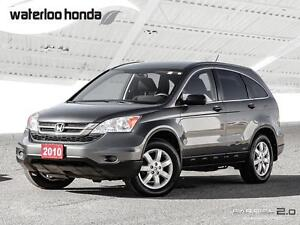 2010 Honda CR-V LX Low Km...One Owner. AWD