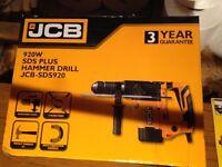 JCB 920W Corded SDS Plus Hammer Drill PDH32J2