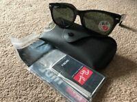 Ray-Ban New Black Wayfarer Sunglasses