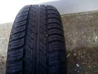 Unused Michelin tyre 165/65 r14