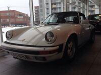1986 Porsche Carrera -