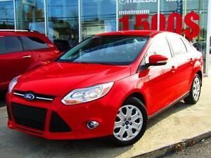 2012 Ford Focus SE AUTOMATIQUE PNEUS D'HIVER CLIMATISEUR