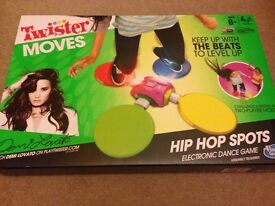 Dance Game Interactive Twister Hip Hop Brand New