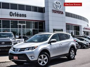 2015 Toyota RAV4 XLE/ ALL WHEEL DRIVE