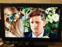 """40"""" SAMSUNG LE40A656A1F 1080p FULL HD LCD TV WITH FREE VIEW IN GREAT CONDITION"""