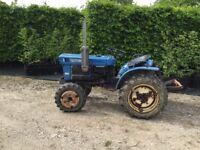 Iseki TX 2160 Compact Tractor