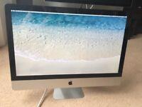 Apple iMac 27inch, i5 3.1 Ghz, 16GB Ram, 1TB HDD