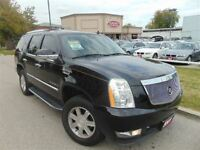 2007 Cadillac Escalade NAVIGATION REVERSE CAMERA DVD AWD