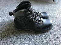 Steel Toe Capped Boots (Like New) Size 9