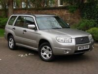 FINANCE AVAILABLE!!! 2006 SUBARU FORESTER X 2.0 5dr, 1 YEAR MOT, AA WARRANTY