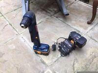 Ryobi 18volt battery angle drill
