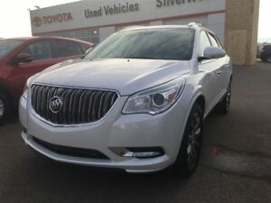 2016 Buick Enclave PREMIUM, ONE OWNER, 37,809 KM, WE DELIVER
