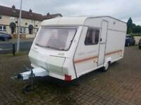 1996 5 birth abbey caravan