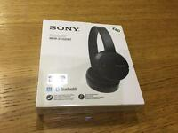 Sony MDR - ZX220BT wireless headphones