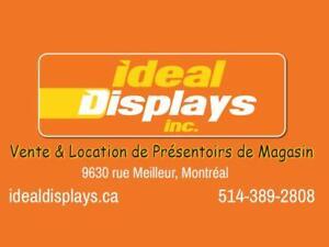 Boutique, accessoire, racks, mannequin, cintres, fixtures murales, Sacs, emballage, grillage, Design d espace commercial