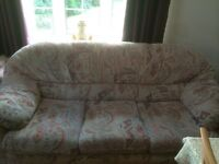 Used 3 piece sofa for sale