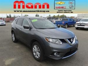 2016 Nissan Rogue SV | Tech Package, Navigation, AWD, Sunroof.