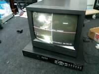 XVISION CCTV DVR 4 channel colour