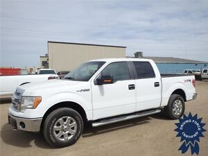 2014 Ford F-150 XLT XTR - 4WD, A/C, Keyless Entry, 33,742 KMs