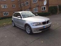BMW 1 Series 2.0 120d 5dr. NOT 116 118 318 320 AUDI A3 A4 A5 VW GOLF MINI A CLASS