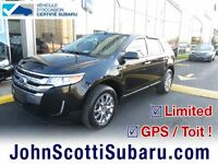 2011 Ford Edge SEL Limited