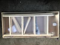 Timber loft ladder