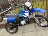 2002 Yamaha dt125