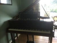 John Broadwood Baby Grand Piano for sale