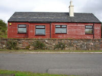 FOR RENT £550.00 -2 Bed Partially Furnished Detached Bungalow - Gallanach, Oban, Argyll, PA34 4QH