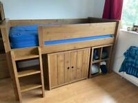 Children's Cabin Bed set