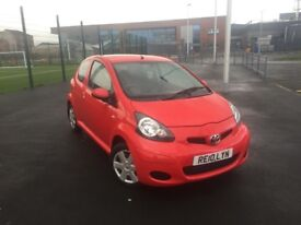 toyota aygo 2010 road tax only £20