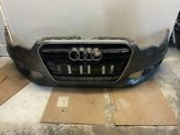 Audi A3 s line 8v 2013 2014 2015 front bumper