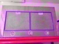 Silver Hood Front LED Lights never been used