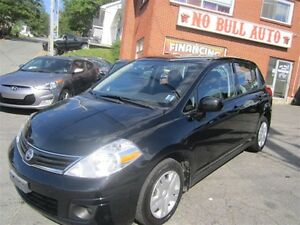 2011 Nissan Versa 1.8S, Low kilometers, Power Group, BLOWOUT!!!