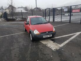 2004 Ford Ka 1.3 Petrol 3 Door - MOT March 2018 - 81085 Genuine Miles