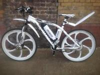 Total one off electric bike specialized pitch sport