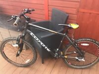 Choctaw mountain bike excellent condition 6 months old