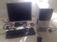 Dell Dimension E520 Desktop Computer