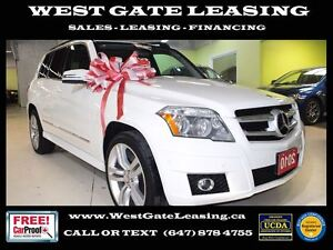2010 Mercedes-Benz GLK-Class 4MATIC | PANORAMIC ROOF |