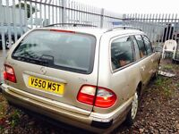 Mercedes Benz c220 e300 sprinter Vito wanted