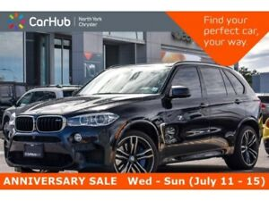 2016 BMW X5 M xDrive|Pano_Sunroof|BlindSpot|Heat Seats|Keyless_G