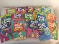 Roald Dahl Collection - 15 Books like new