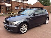 57 plate BMW 118d se, 127k miles, 2 owners, FSH, £30 a year road tax, £3150