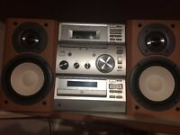 Sony Stereo CMT-CP100