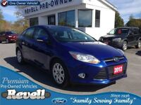 2012 Ford Focus SE...1-owner trade, Clean condition, Cruise, Pow