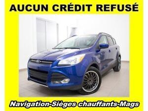 2014 Ford Escape 4X4 SIÈGES CHAUFFANTS MAGS *NAVIGATION*