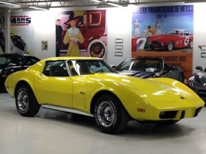 1975 Chevrolet Corvette T-Roof