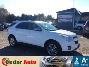 2012 Chevrolet Equinox 2LT - Navigation - Rear Camera - Leather