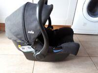 Joie I-Gemm, baby carrier, car seat