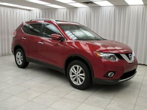 2015 Nissan Rogue 2.5SV PURE DRIVE AWD SUV w/ BLUETOOTH, HEATED